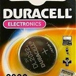 Duracell Батарейка DL2032 display (10/100)